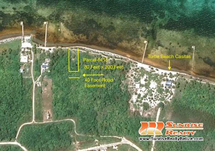 Beachfront Parcel in Punta Alegre