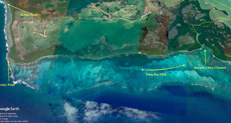 Palm Bay Map General