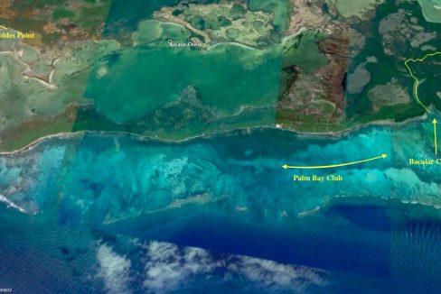 san pedro, palm bay, beachfront, land