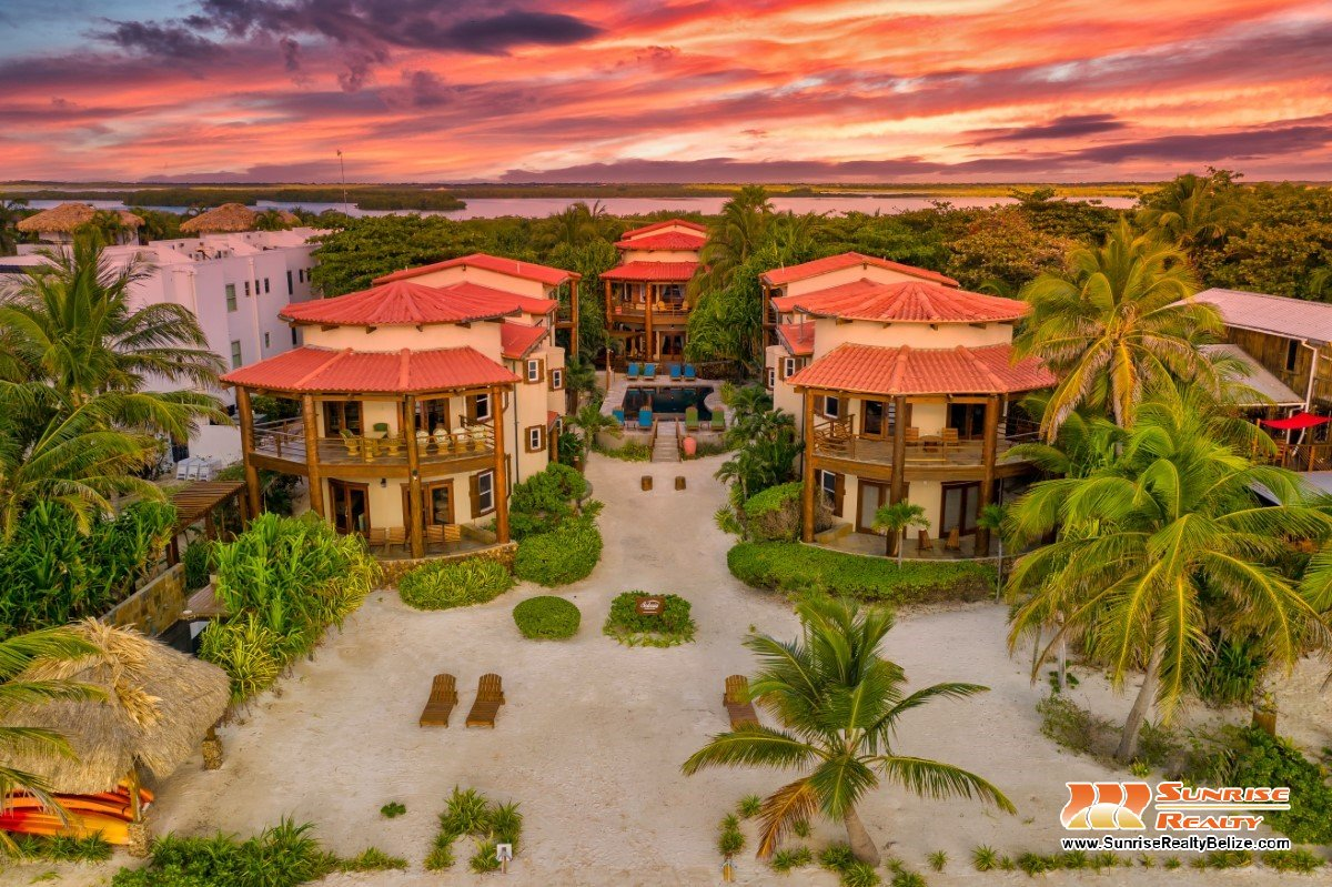 Solaria Villa 1 – Beachfront Home