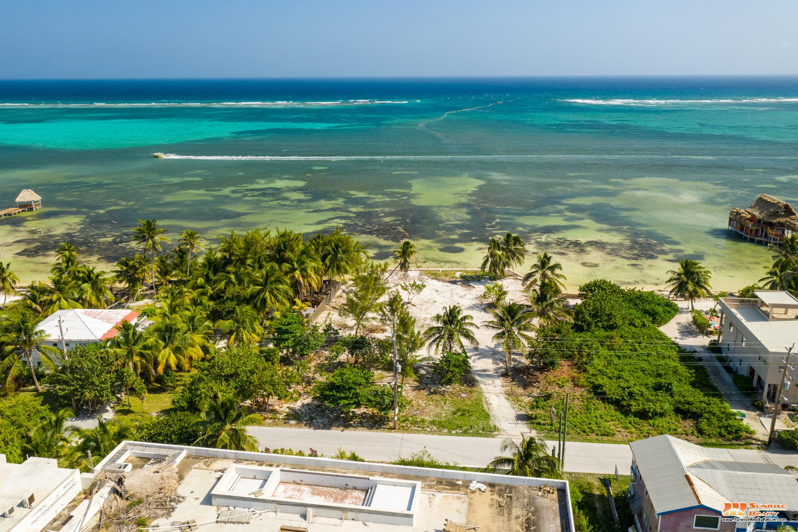 Prime Beach Lot in Tres Cocos – 150 Feet Beach Frontage
