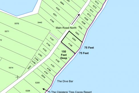 tres cocos lot - 150 ft beach (9)