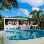 Anil Mar Beachfront Villa Pool