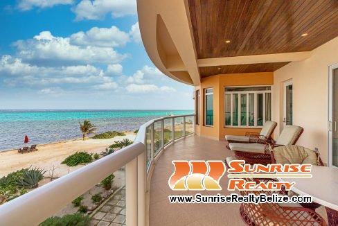 Grande Caribe - Caribe Azul 6 - View from Verandah