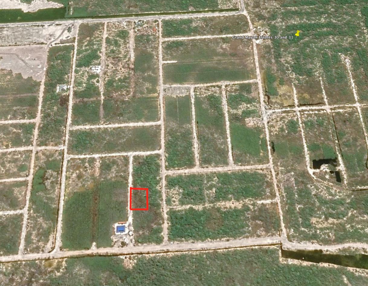 Grand Belizean Estates Parcel 7916
