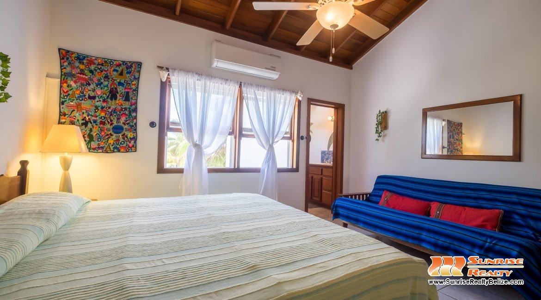 Blue Dolphin Main House 3rd Bedroom
