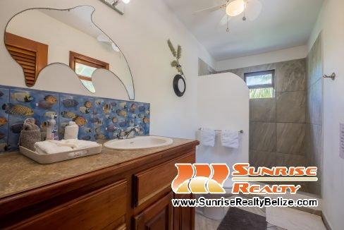 Blue Dolphin Main House Guest Bathroom