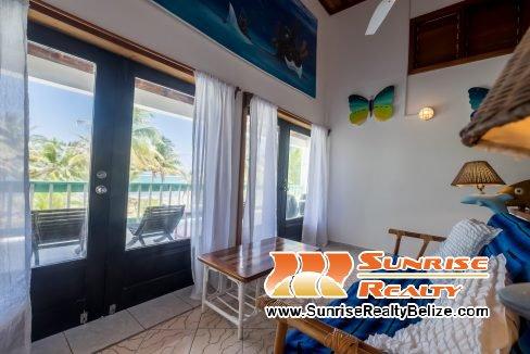 Blue Dolphin Beach Villa