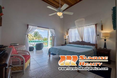 Blue Dolphin Main House Master Bedroom