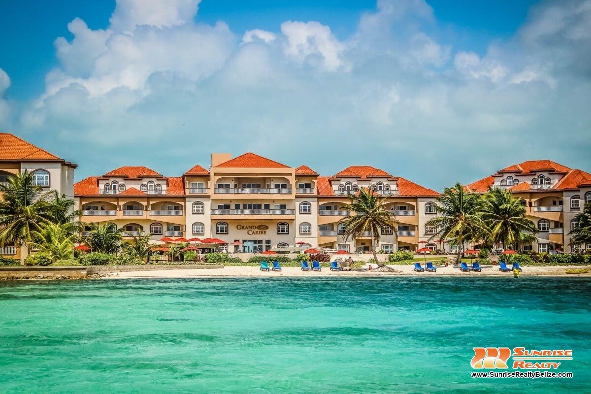 Grand Caribe Resort Condo