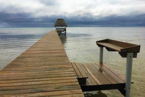 Beach lot with pier (1)