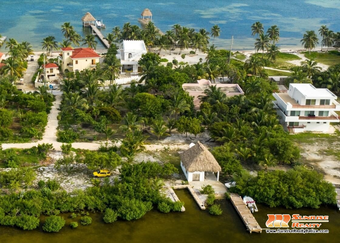 Tres Cocos Waterfront Lot w/Pier and Boathouse