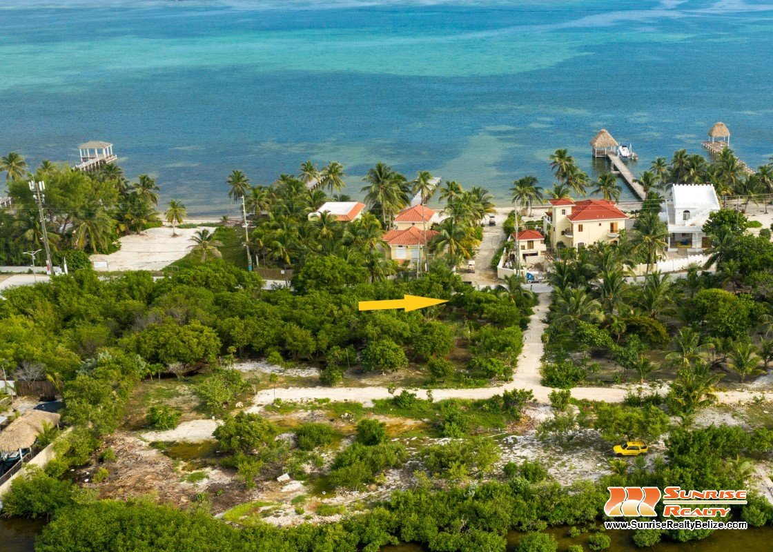 Tres Cocos Main Road Lot With Seaview – Lot 1