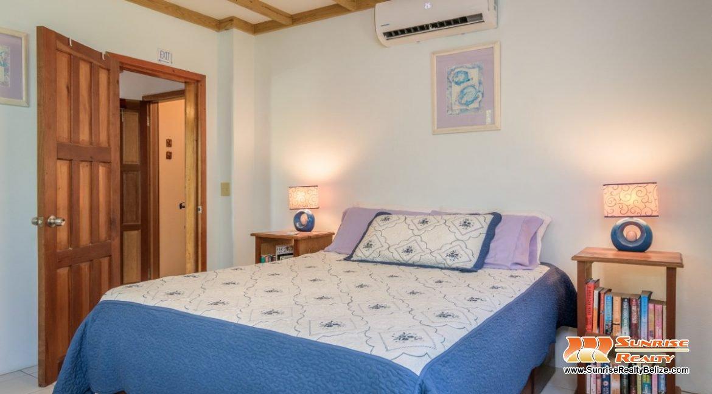 Heron' Rest Apartment Bedroom